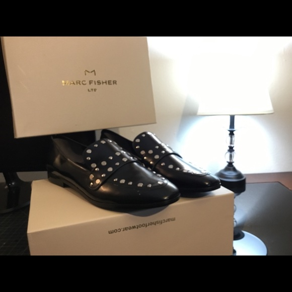 Marc Fisher Shoes - Marc Fisher Zimma Studded loafers